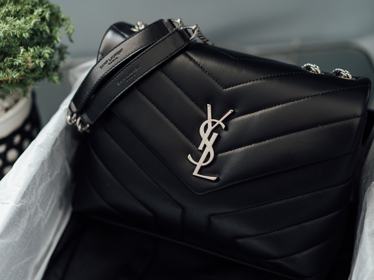 46916c10651 A Look at My New Saint Laurent Loulou Bag - PurseBlog