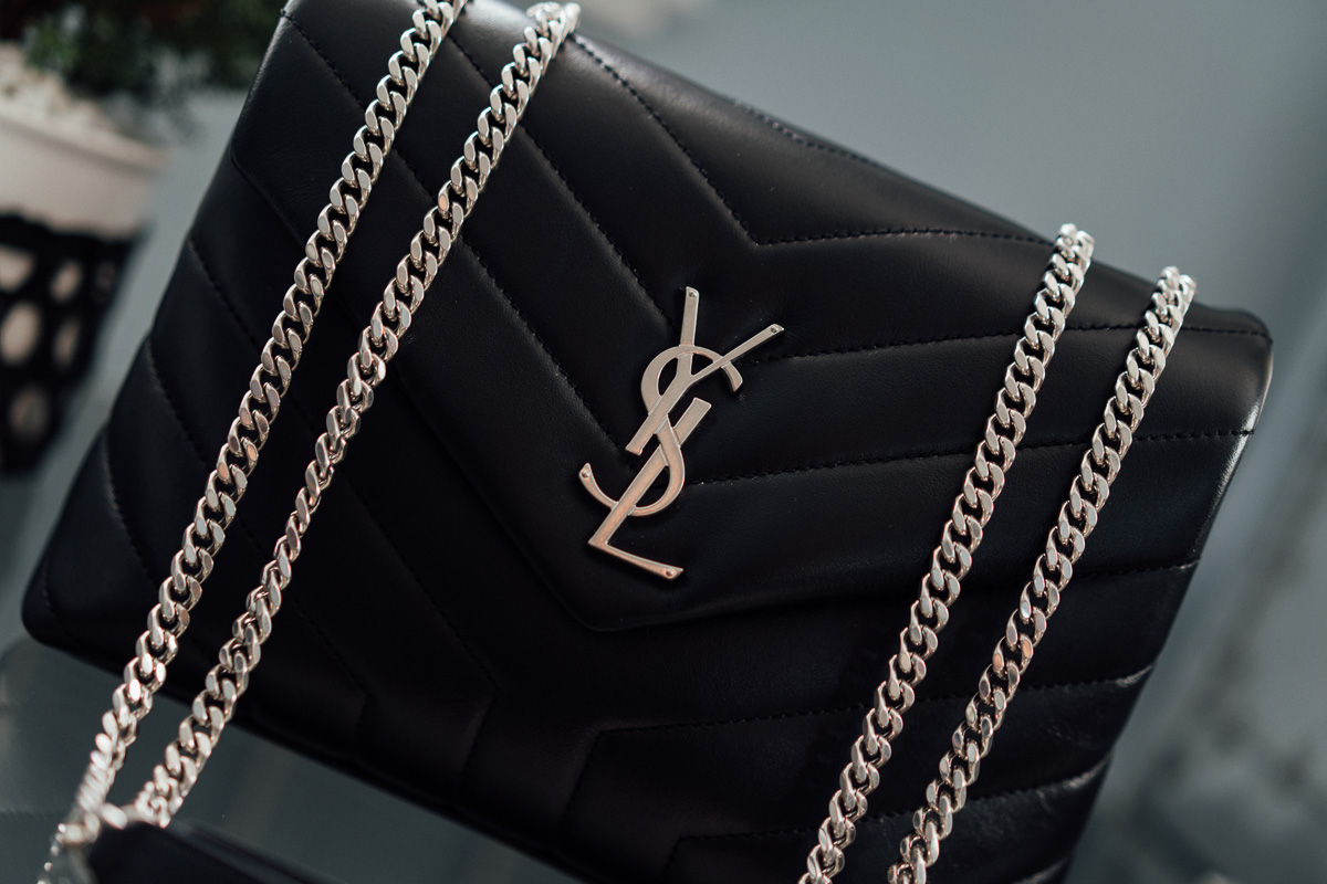 53b4044ce627 A Look at My New Saint Laurent Loulou Bag