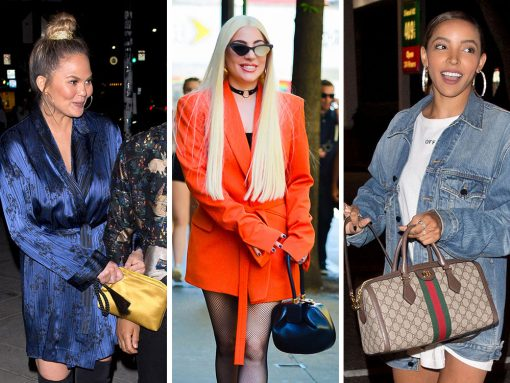 This Week, Supermodel Moms Preferred Hermès Birkins, and More Celeb Bag Picks