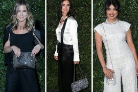 Chanel Hosted a Swanky Malibu Party, and All the Celebs Carried—You Guessed It—Chanel Bags