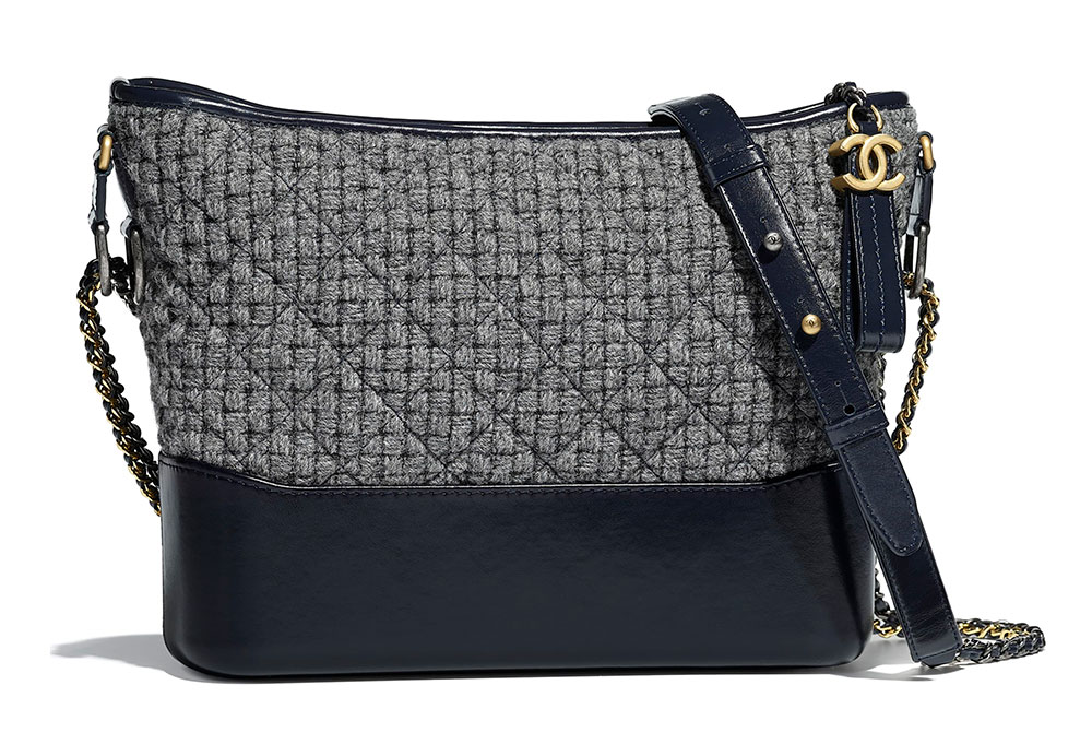 ff99c32b8dacc6 See Photos and Prices of 95 Brand New Chanel Bags from Metiers d'Art ...