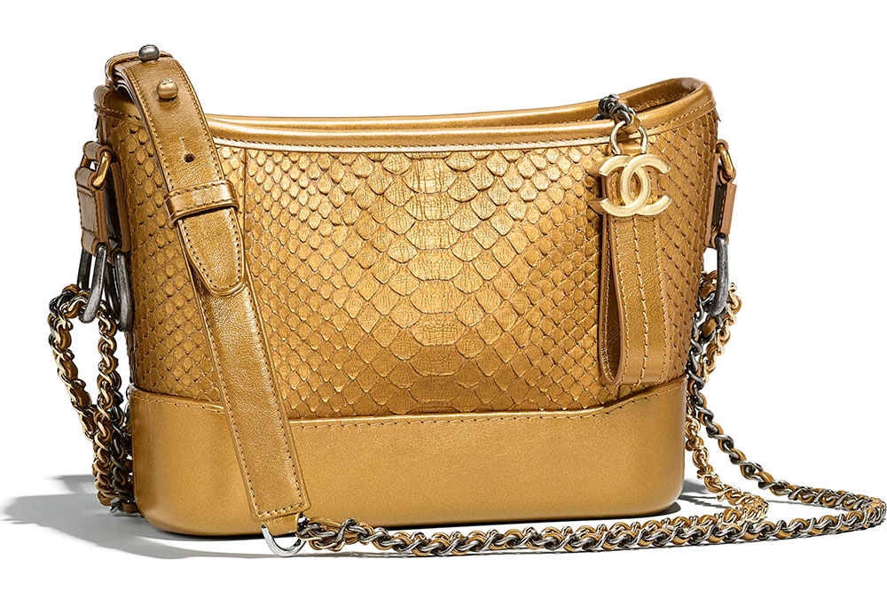 See Photos and Prices of 95 Brand New Chanel Bags from Metiers d Art ... adb46e4b1c383