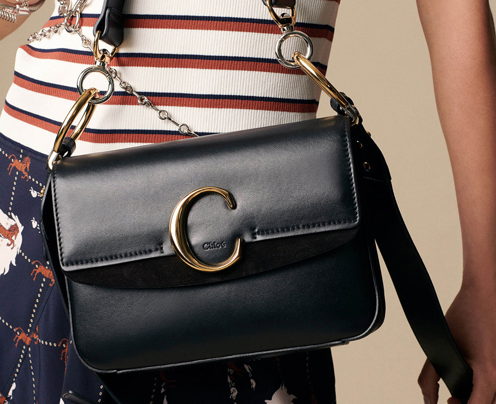 6d525f90198 Get Ready for Chloé Logo Bags of Several Types for Resort 2019 | PurseBlog.com  | Bloglovin'