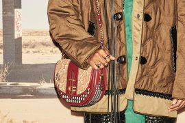 Coach's Resort 2019 Collection Focuses on Mixed Media and Lots of New Shoulder Bag Styles