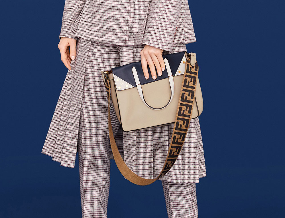 8ae196d0dfa Check Out the New Fendi Flip Bag and More in the Brand's Brand New ...