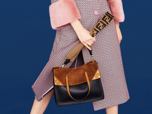Check Out the New Fendi Flip Bag and More in the Brand's Brand New Resort 2019 Collection