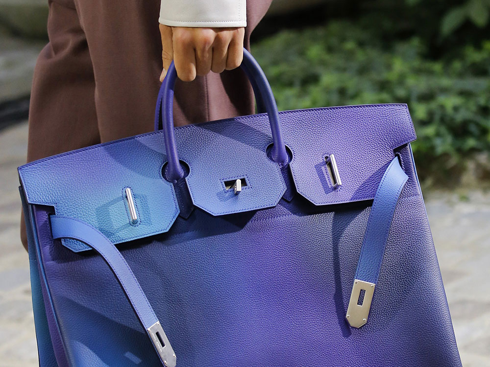 4343cfedc0d2 Hermès's Newest Collection Includes a Multicolored Haut à Courroies and  Some Crossbody Fanny Packs