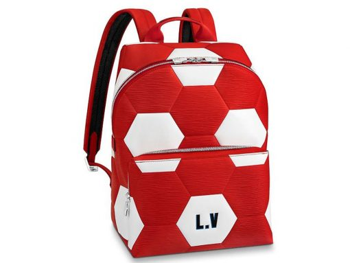 The World Cup is Here, and So is Louis Vuitton's World Cup Capsule Collection
