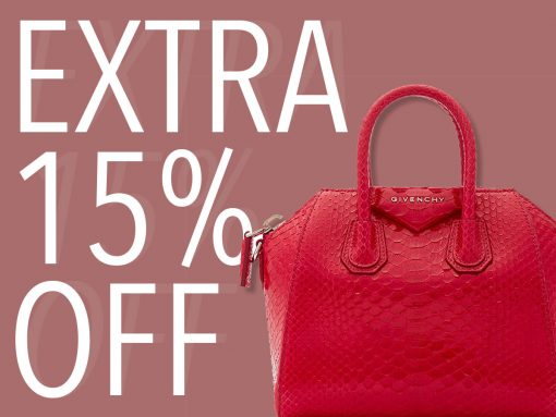 Take an Extra 15% Off Sale Prices at Moda Operandi, Including Great Bags, Shoes, Accessories and More