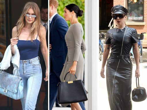 Chanel, Gabriela Hearst and Fendi are Celebs' Top Picks This Week