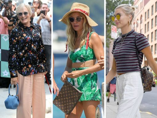 Chanel and Louis Vuitton Bags Propel Celebs Through Endless Summer