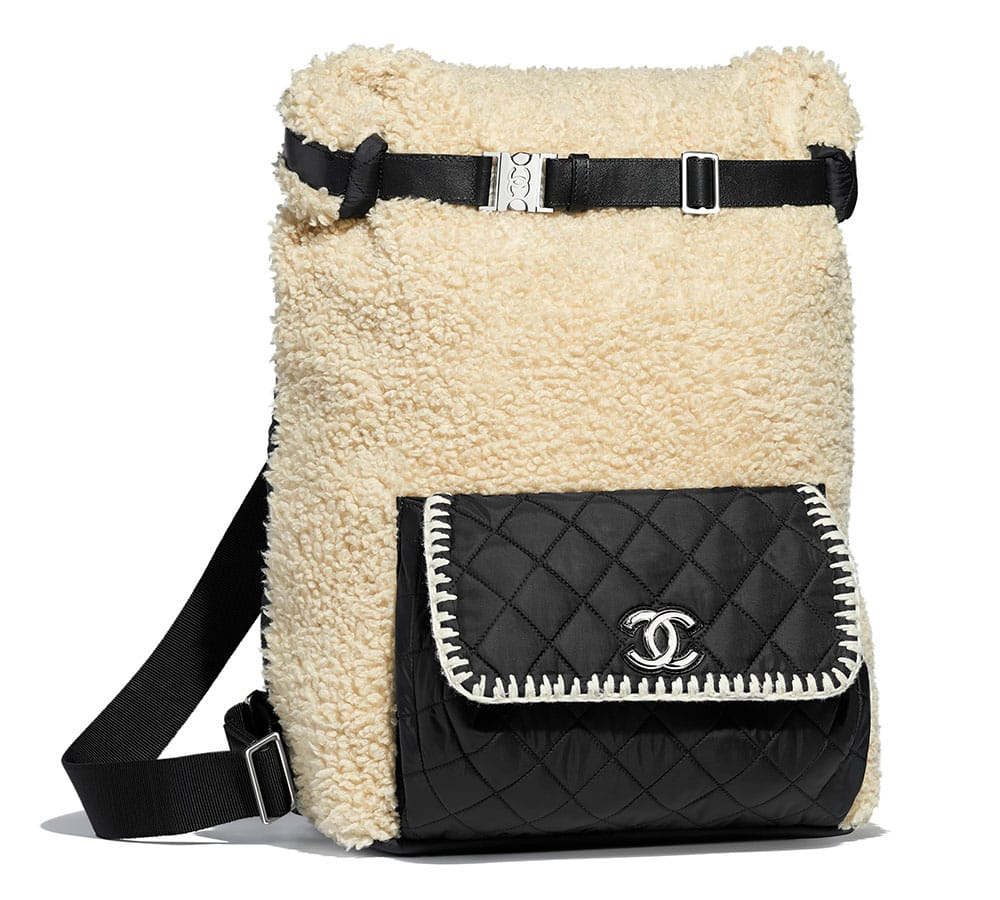 0fc1ea698f973d Chanel-Backpack-Wool-5000 - PurseBlog