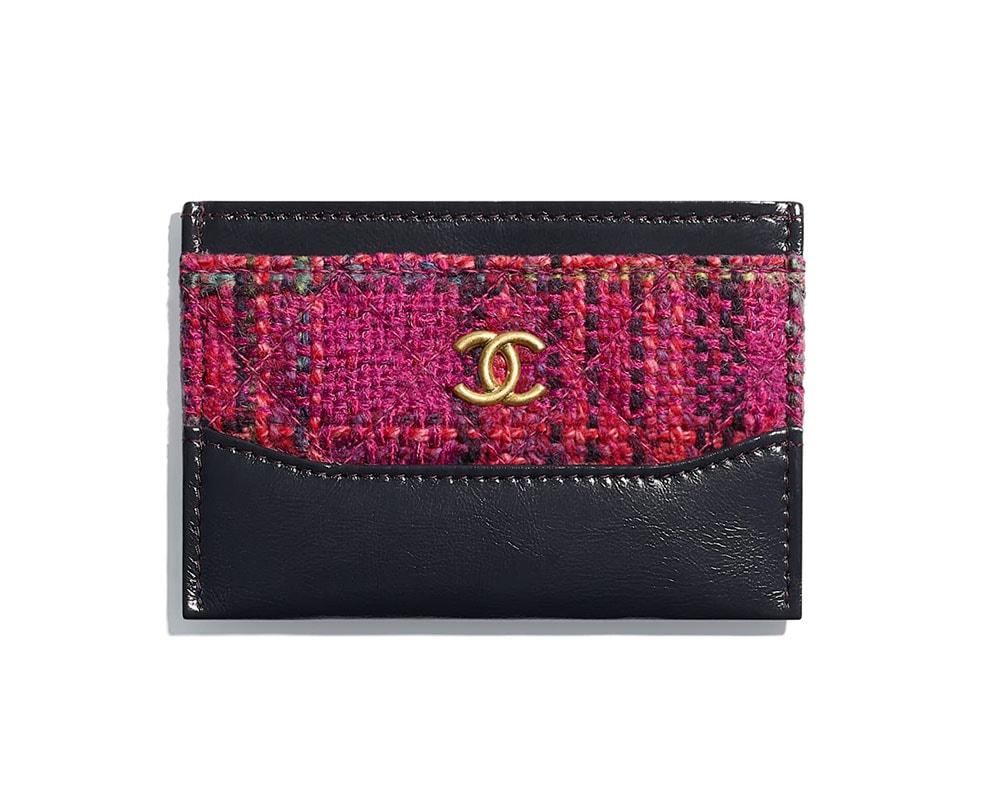 e583faff8e83 Cheers - chanel chanel pre collection fall 2018 wallets accessories ...