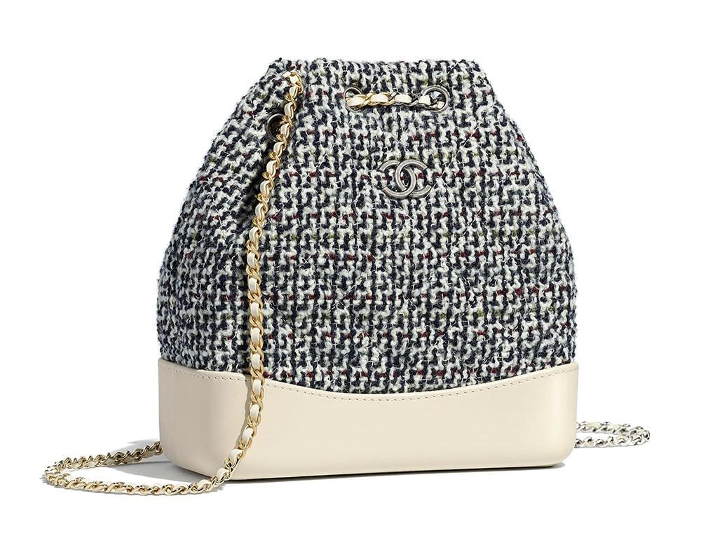 Chanel-Gabrielle-Small-Backpack-Ivory-Tweed-3600 - PurseBlog 702fa1b8ead90