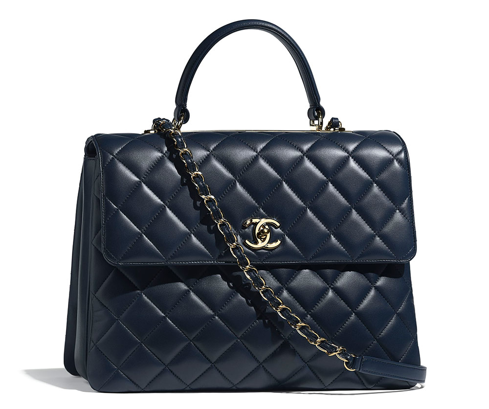 caeeb208405a Purse Blog Chanel Top Handle Sizes | Stanford Center for Opportunity ...
