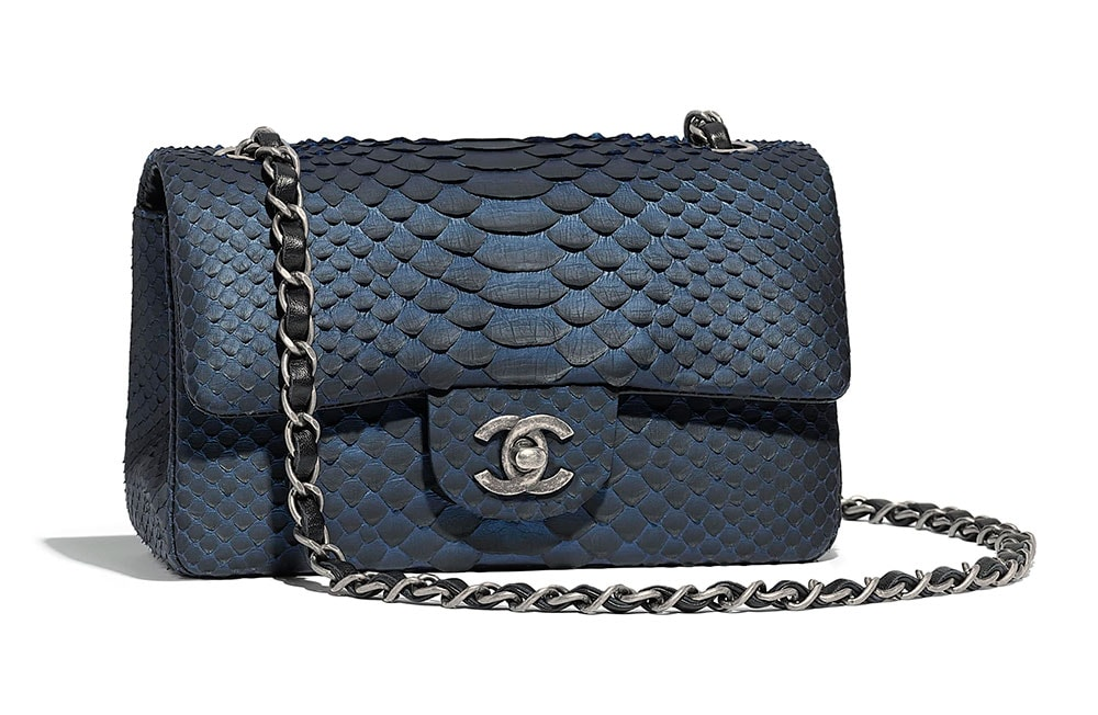 75 Bags From Chanel Pre Collection Fall 2018 Have Dropped Two Weeks
