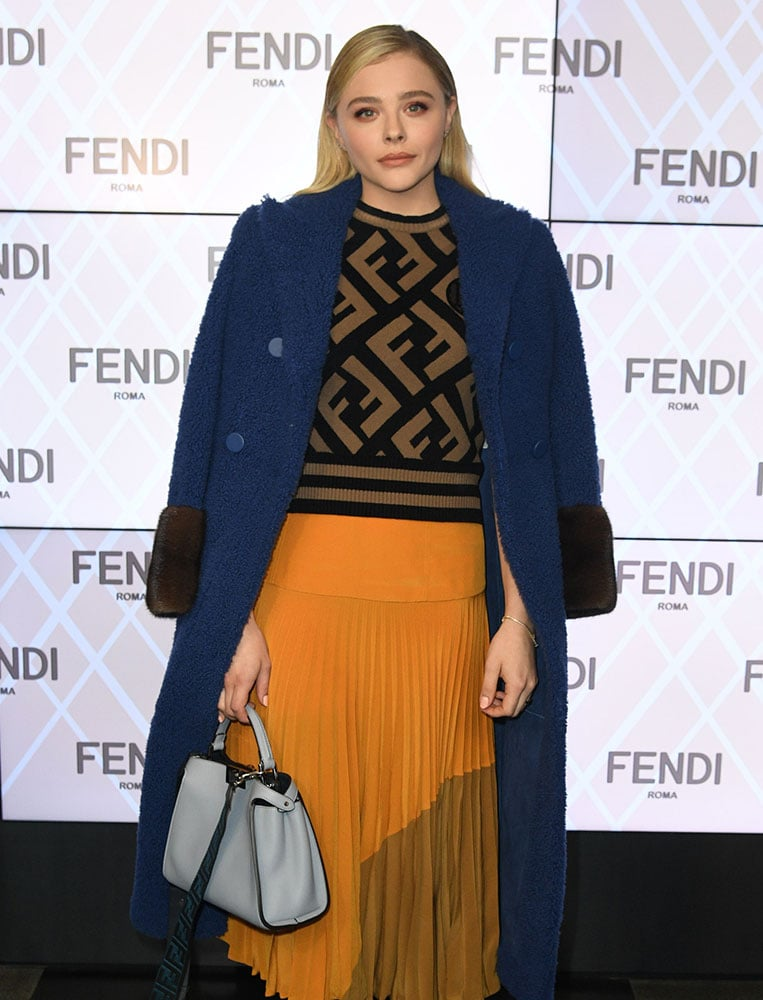 a60cbf3e6ac8 45 Celebs Prove the Fendi Peekaboo is the Low-Key Luxury Bag That ...