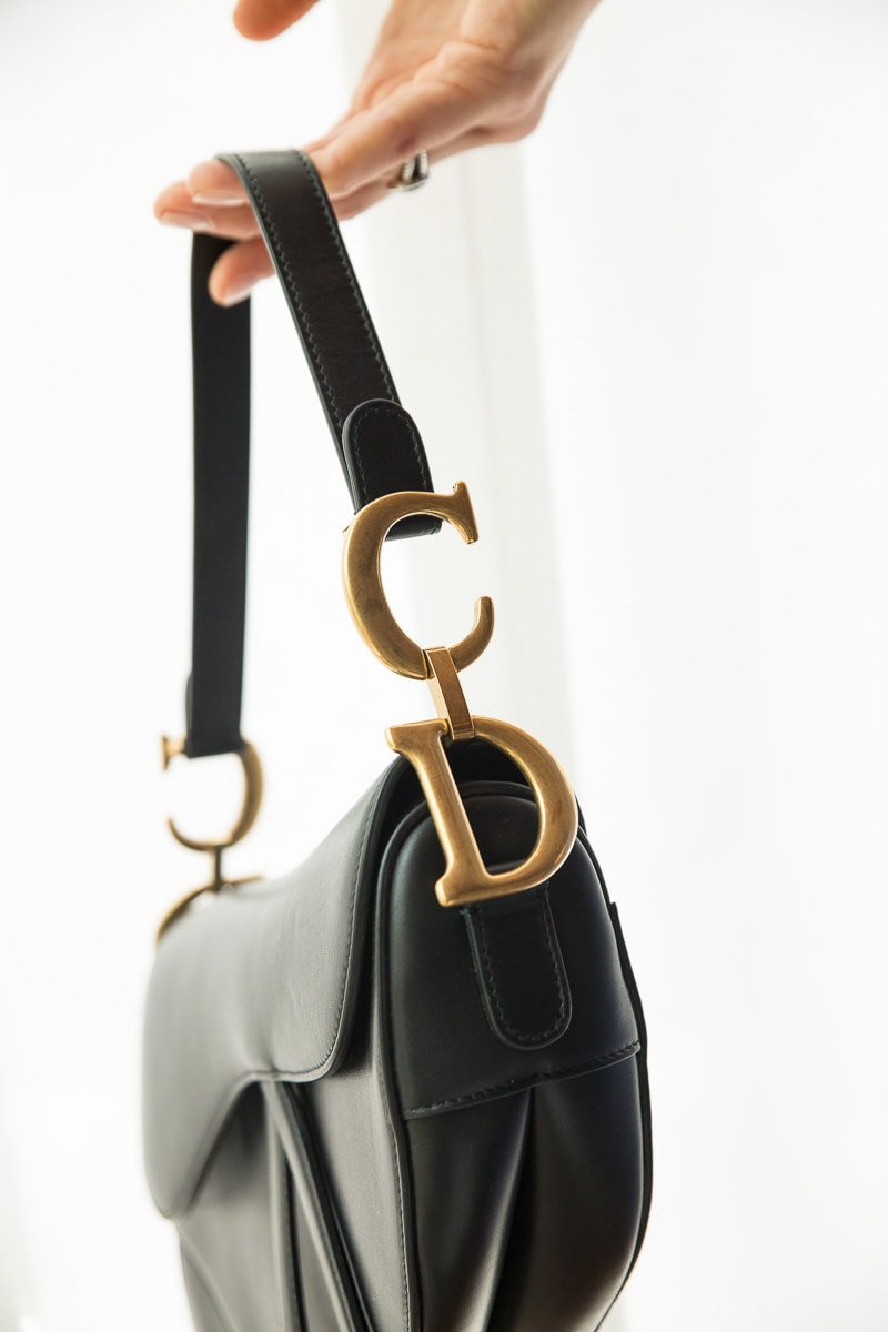 The Dior Saddle Bag is Officially Back in Stores - PurseBlog b957207ae95bf