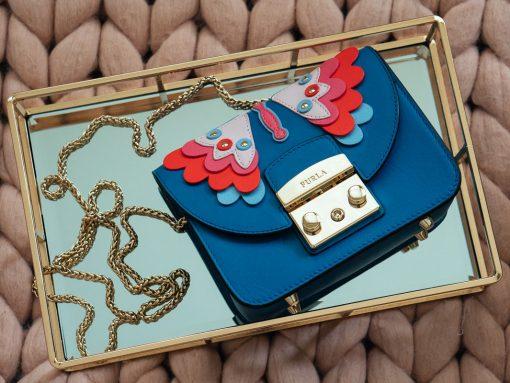 Furla's Metropolis Crossbody is the Fun Mini Bag Your Collection Needs