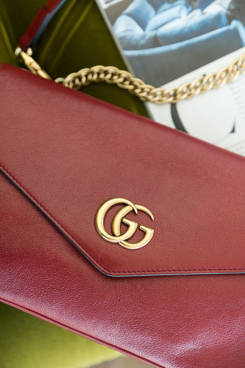 Introducing the Gucci Thiara Medium Double Envelope Shoulder Bag