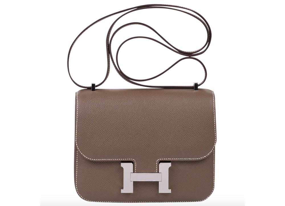 Classic Handbag Style of Hermès
