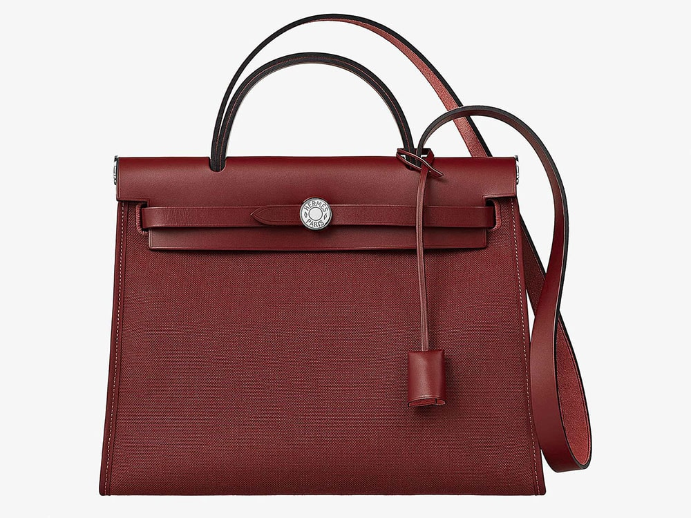 ccf674c68307 Hermès Puts New Emphasis on the Herbag Zip