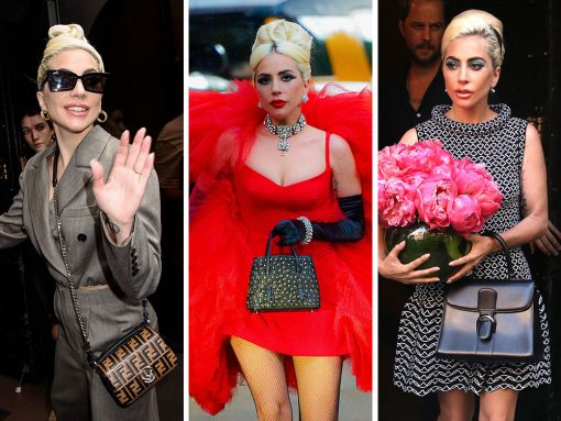 Lady Gaga Has Been All Over NYC Lately with a Whole Slew of Great Designer Bags