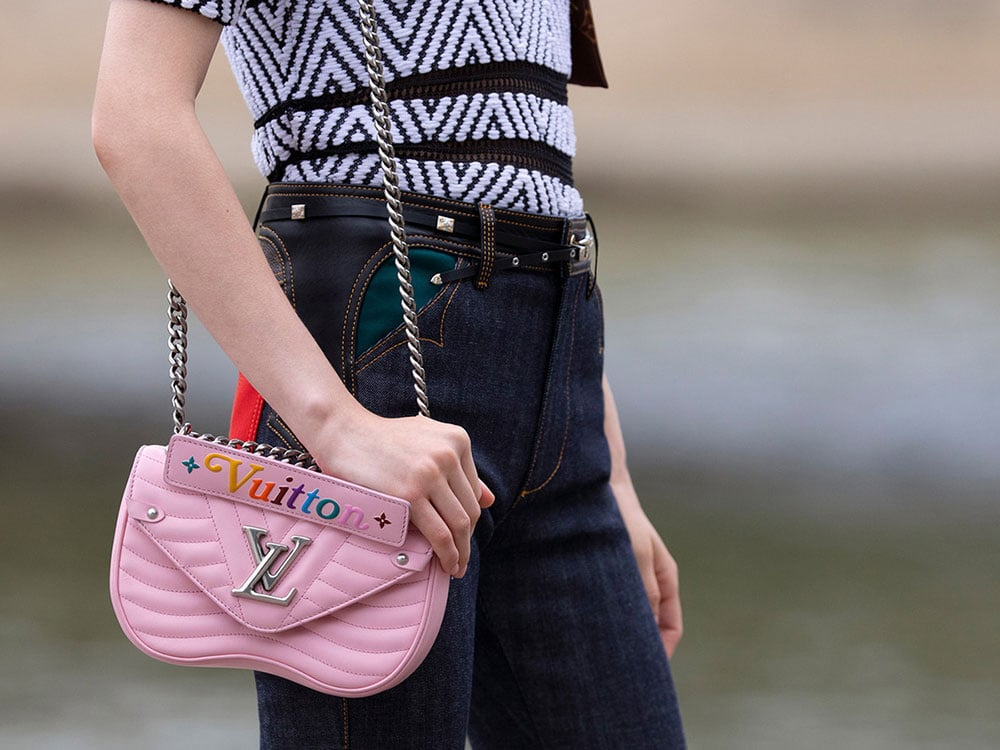 Louis Vuitton S New Wave Bags Are A Surprising New