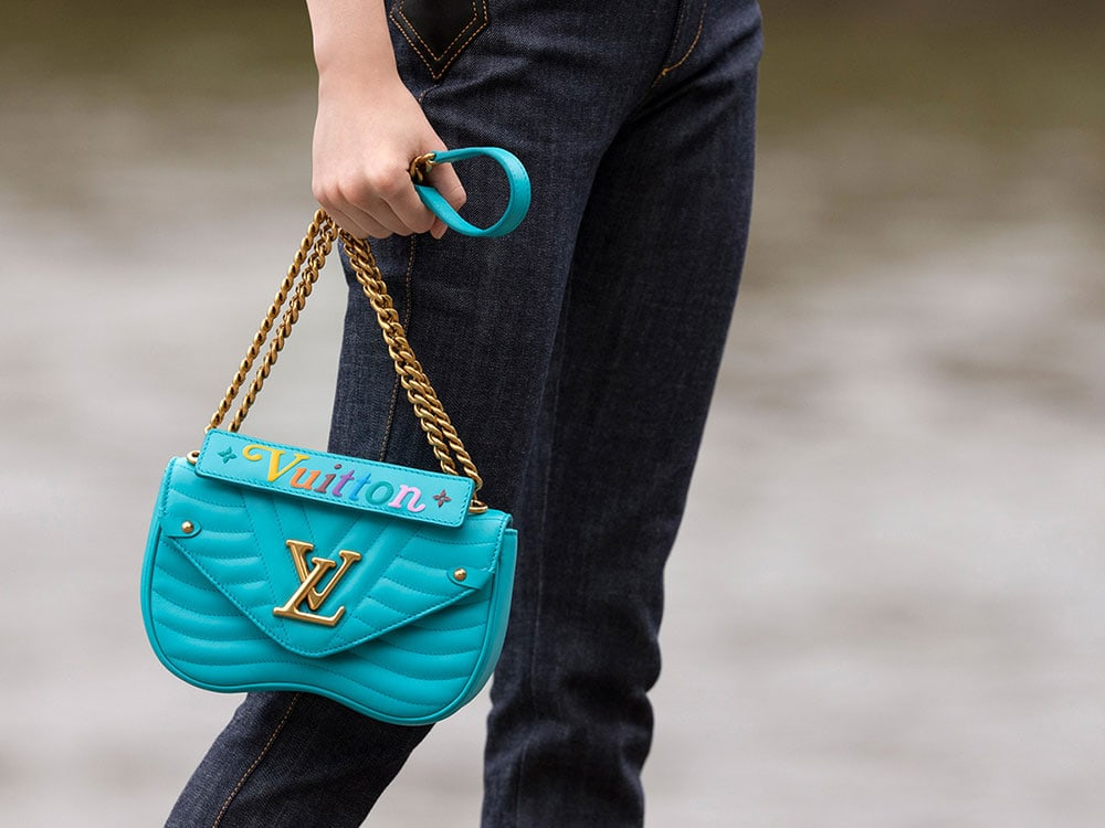 4503b9a28490 Louis Vuitton s New Wave Bags are a Surprising New Direction for the ...