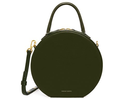 What I Want Right This Minute Is a Hunter Green Handbag