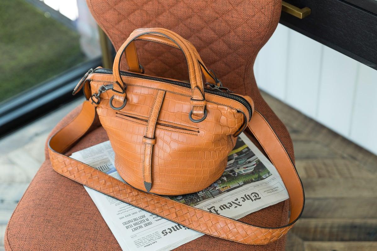 51580774d867 A Close Look at Bottega Veneta s Fall 2018 Bags - PurseBlog