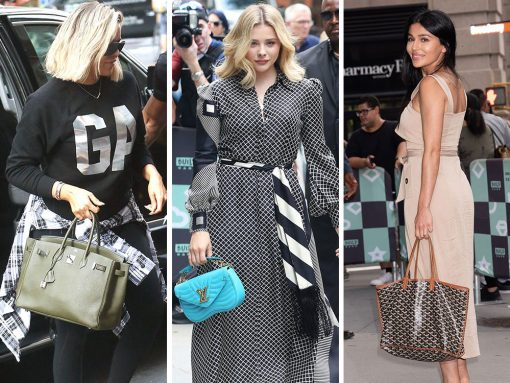 Bright Color Finally Seeps Into the Final Weeks of Summer in These Celeb Bag Picks