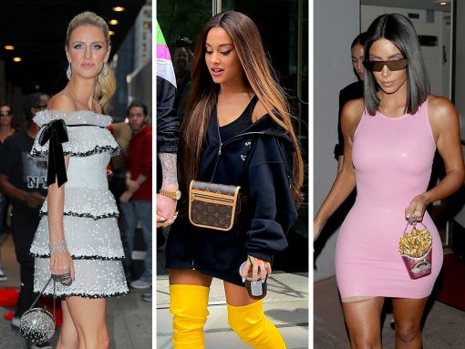 Stalvey Had a Moment at the VMA After Party, and More Celebrity Bag Picks