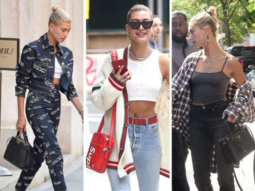 Hailey Baldwin's Bag Profile Continues to Rise
