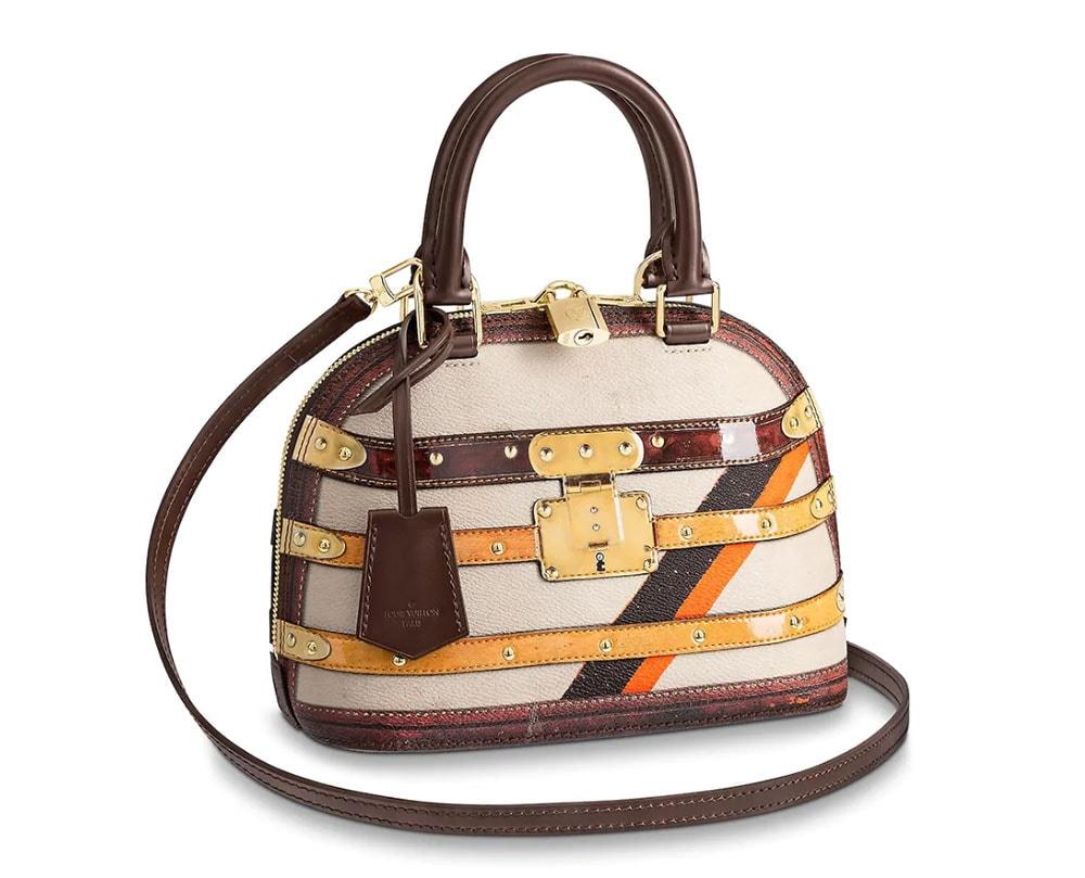 3575ff28ff9 Introducing the Louis Vuitton Time Trunk Bags - PurseBlog
