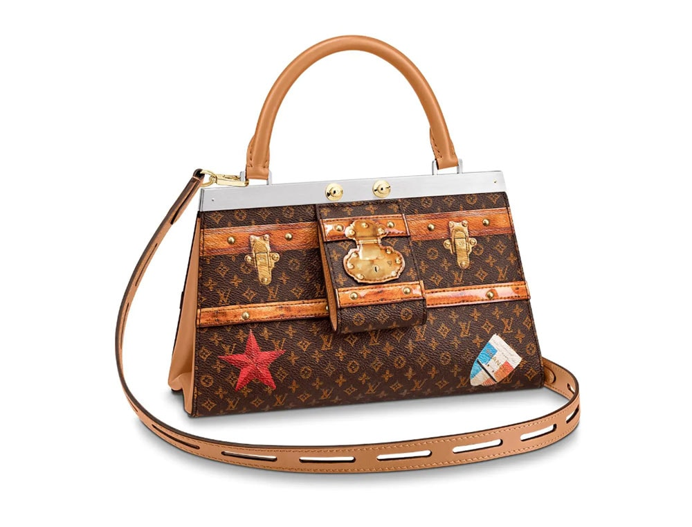 Introducing the Louis Vuitton Time Trunk Bags - PurseBlog a8ee50318a0bb