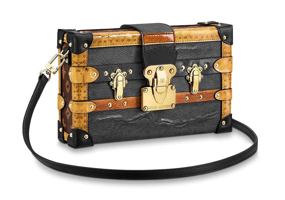 25ef858d48356 Louis-Vuitton-Time-Trunk-Petite-Malle-Bag-Black - PurseBlog