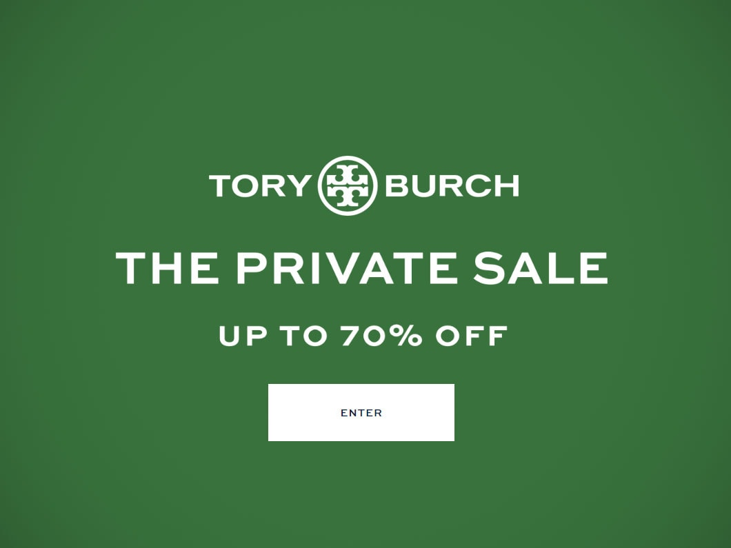 0bc556bd8e6a Save Up to 70% Off at the Tory Burch Private Sale!