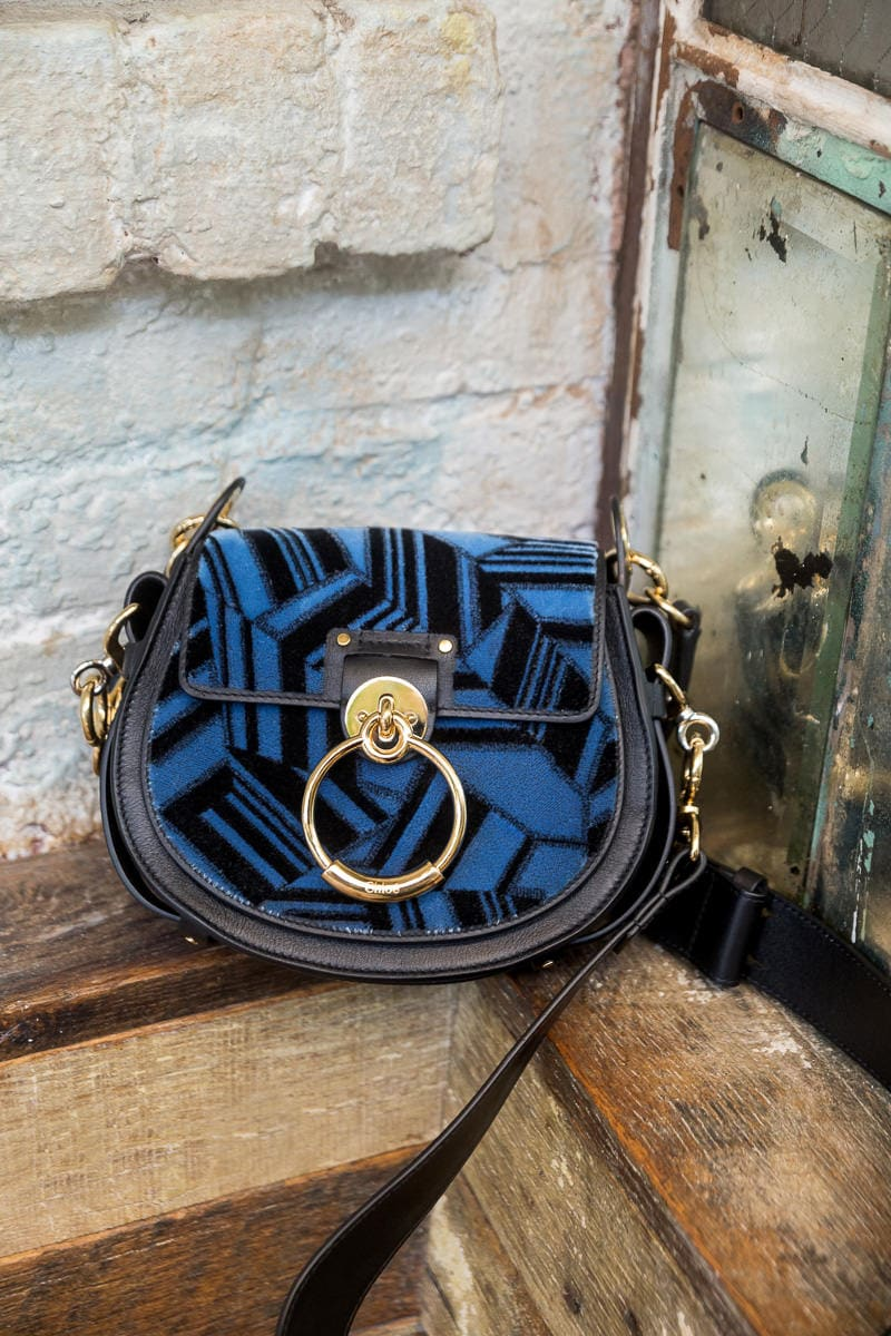 Introducing the Chloé Tess Bag