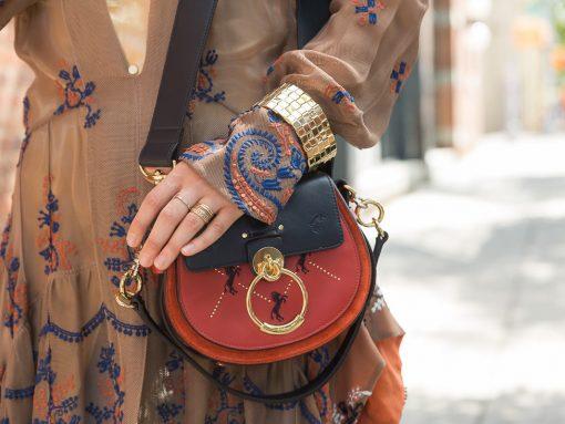 Introducing the Chloé Tess Bag