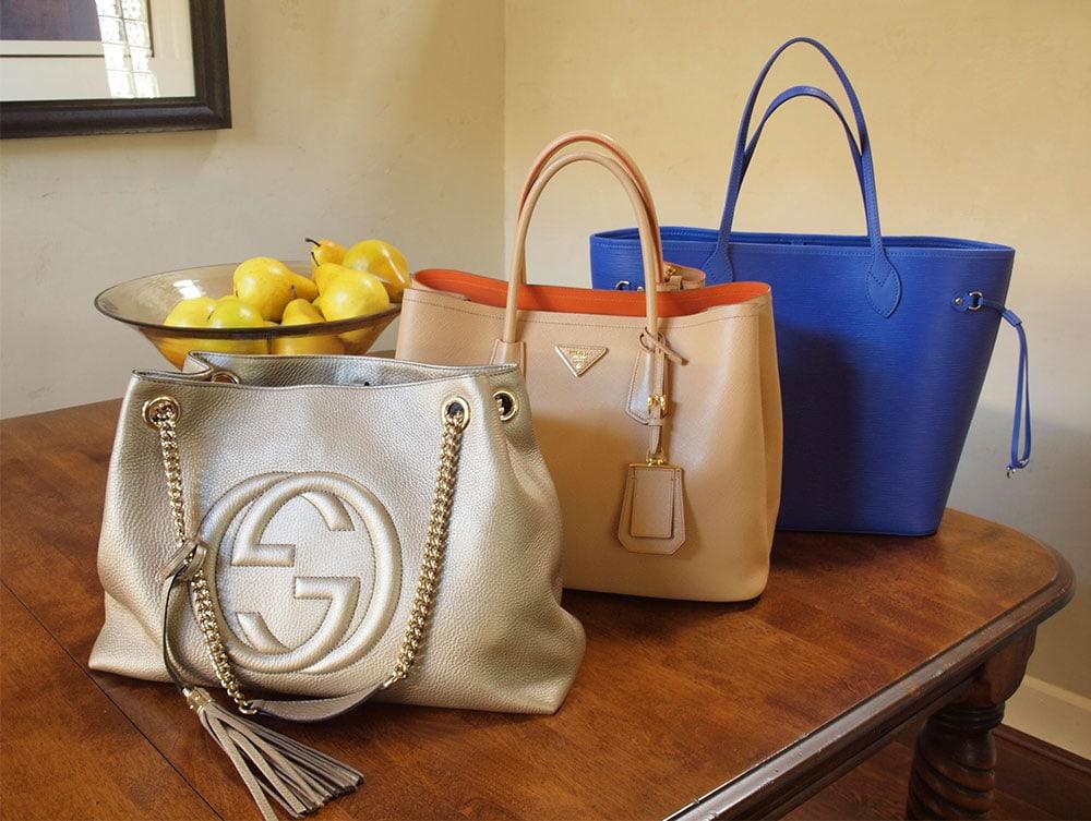 Closet Confessionals IX: The Grandma Whose Husband Helped Her Get Into Handbags