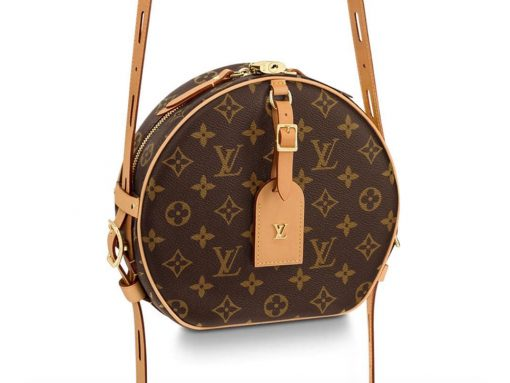 Louis Vuitton Has Released A New More Functional Version Of Its Por Pee Boite Chapeau Bag