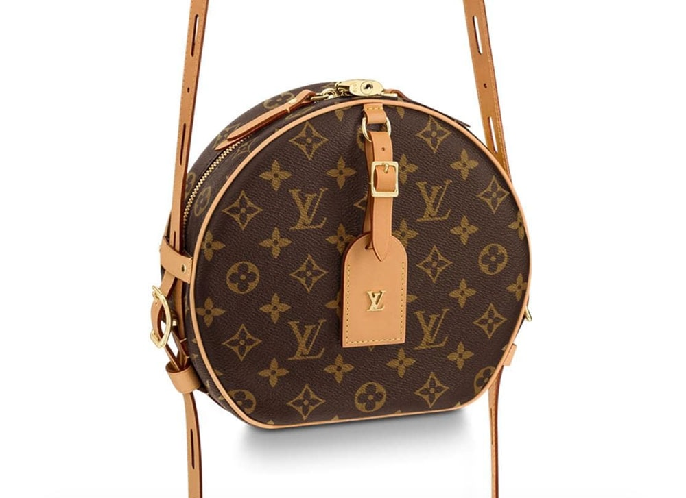 Louis Vuitton Has Released a New, More Functional Version of Its Popular  Petite Boite Chapeau Bag 1de1694fbb