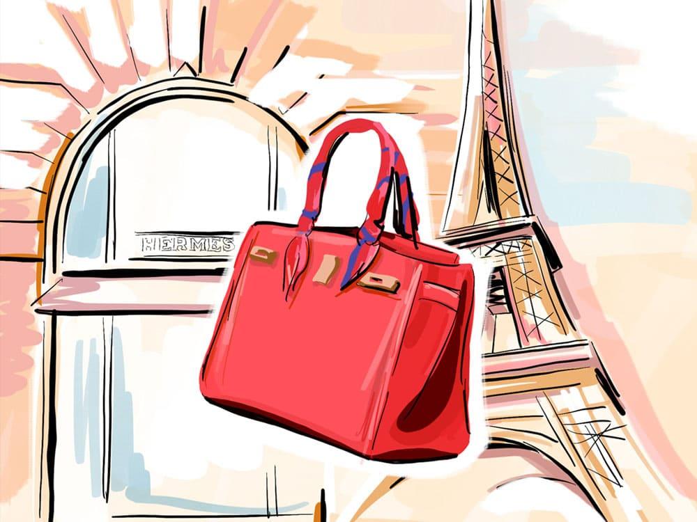 4c3cd8b24571 Inside One Writer s Mission to Buy an Hermès Birkin in Paris - PurseBlog