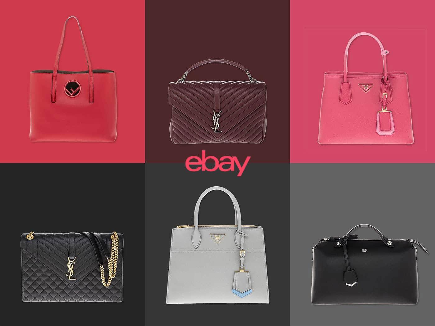 Check Out My PurseBlog Picks on eBay, Featuring Prada, YSL and Fendi ... f22a9ea05a
