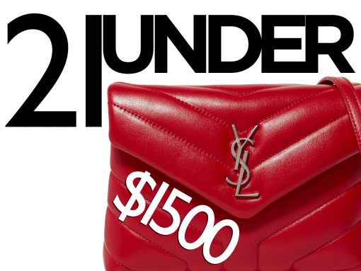The Best Fall 2018 Bags Under $1,500 from 21 Premier Designer Brands
