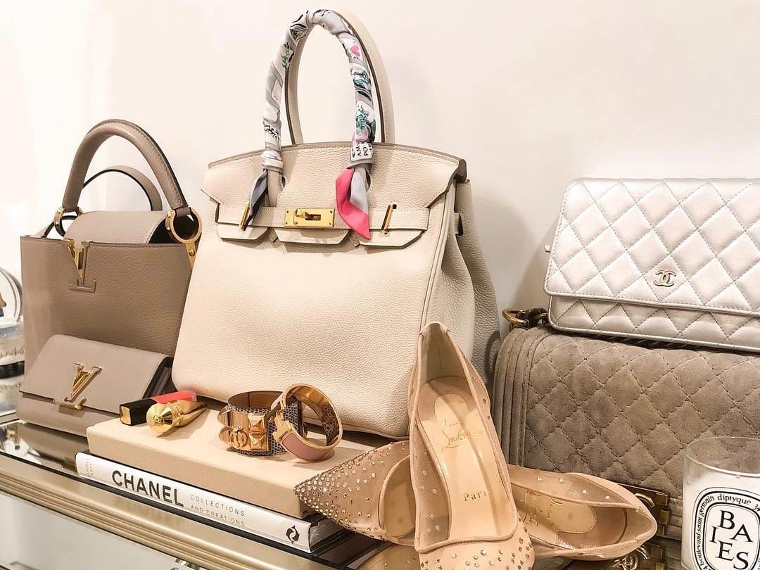 8253f31498 Check Out the Best National Handbag Day 2018 Instagram Bag Pics ...