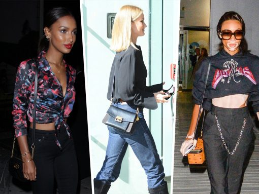Some of the World's Most Beautiful Women Carry Gucci, Givenchy and More