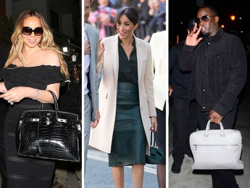 Of Duchesses and Diddys: Celebs Carry Gabriela Hearst, Celine and MCM