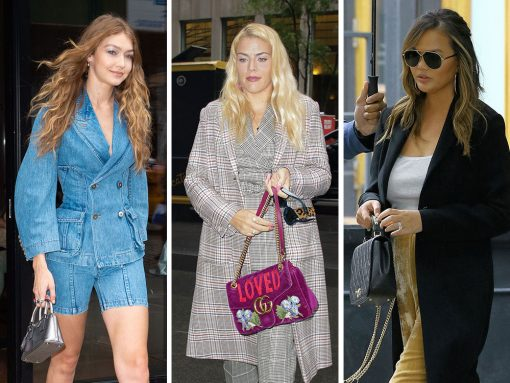 This Week, Celebs Promote New Memoirs and Movies with Bags from Gucci, Alaïa, Prada and More